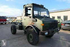 Camião Unimog U1300 U 1300 L 435 4X4 2t KLIMA *-OLDTIMER-* AHK chassis usado
