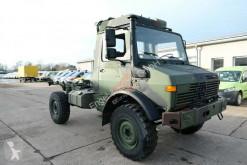 Camion châssis Unimog U1300 U 1300 L 435 4X4 2t KLIMA *-OLDTIMER-* AHK
