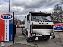 Scania R truck used hook lift