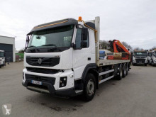 Camion plateau standard Volvo FMX 410