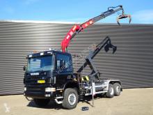 Scania billenőplató teherautó P114