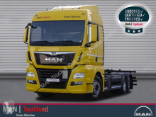 Camión chasis MAN TGX 26.460 6X2-2 LL, Intarder, ACC, Standklima