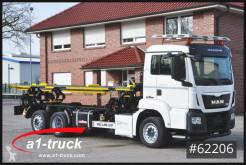 MAN TGS 26.320 Wiesel Kamag Rangierer BDF Mafi truck used chassis