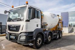 MAN betonkeverő beton teherautó TGS 32.360