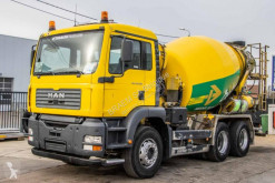 MAN TGA 26.360 truck used concrete mixer