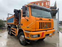 Astra three-way side tipper truck HD7 64.38