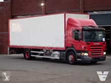 Camión furgón Scania P 270
