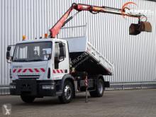 Camion platformă Iveco Eurocargo
