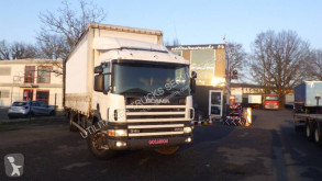 Scania D 94D220 truck used tautliner