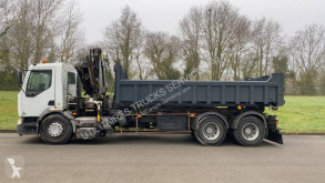 Renault Premium 370.26 truck used hook lift