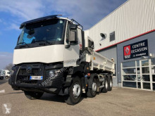 Renault Gamme C 440.32 DTI 13 truck used two-way side tipper