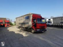 Lastbil skjutbara ridåer (flexibla skjutbara sidoväggar) Renault Midlum 220.12 DXI
