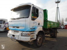 Camion Renault Kerax bi-benne occasion
