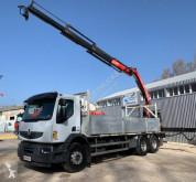 Renault Premium Lander 380 DXI truck used flatbed