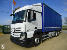Iveco truck used tautliner