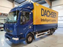 Camion fourgon déménagement Renault Midlum 180.08