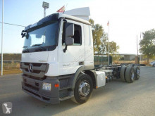 Camion châssis Mercedes Actros 2532