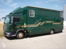 Camion furgonetă transport cai MAN TGL 10.240