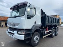 Renault Kerax 450 DXi truck used three-way side tipper