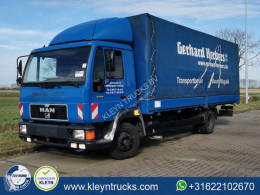 MAN L2000 8.220 truck used tautliner