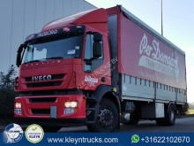 Iveco Stralis truck used tautliner