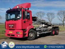 Vrachtwagen containersysteem MAN 27.414