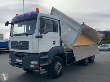 MAN two-way side tipper truck TGA 33.360