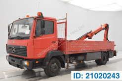 Camion cassone Mercedes Ecoliner 814