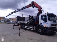 Renault Premium 370 truck used flatbed