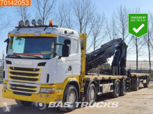 Camion Scania G 480 plateau occasion