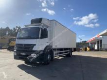 Mercedes multi temperature refrigerated truck Axor 1829 NL