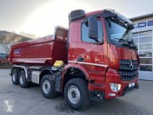 Camion benne Mercedes Arocs 4145 8x4 Euro 6 Muldenkipper Schmitz