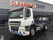 Kamión vozidlo s hákovým nosičom kontajnerov DAF CF 360