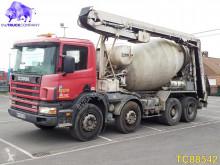 Vrachtwagen Scania 114 380 tweedehands beton molen / Mixer