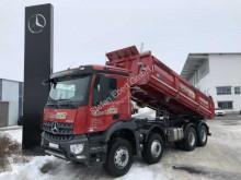 Mercedes LKW Dreiseitenkipper Arocs 3246 K 8x4 Meiller Kipper Bordmatik
