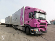 Camion frigo Scania G480LB6x2*4MNB Retarder Lenkachse Anhänger