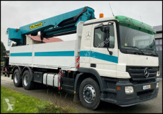Mercedes ACTROS 26.44 6X4 used mobile crane
