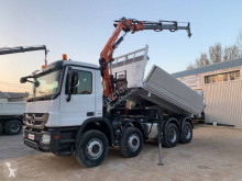 Mercedes two-way side tipper truck Actros 3244