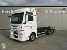 MAN TGX 26.440 LL Intarder*Göbel Multi Hub*Lenk/Lift truck used chassis