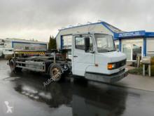 Vrachtwagen Kögel Kögel Wiesel WBH25 Sattelplatte tweedehands chassis