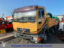 Camion MAN L2000 8.153 Kipper Dreiseitenkipper Motorschade tri-benne occasion