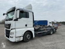 Camion MAN TGX 26.460 LL Jumbo, Multiwechsler 3 Achs BDF W châssis occasion