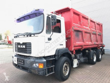 MAN 33.464 6x4 BB 6x4 BB, Intarder, Bordmatik truck used three-way side tipper
