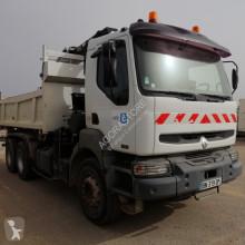 Vrachtwagen kipper Renault KERAX380