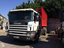 Haakarmsysteem Scania 124