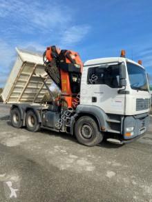 MAN tipper truck TGA 33.430