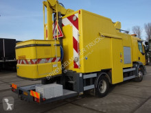 DAF aerial platform truck 45-220 16 meter custers,MANUAL GEARBOX