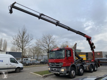 Mercedes Actros 3241 truck used hook lift