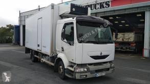 Vrachtwagen Renault Midlum 180 tweedehands koelwagen mono temperatuur