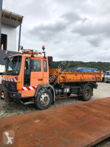 Volvo FL6 truck used three-way side tipper